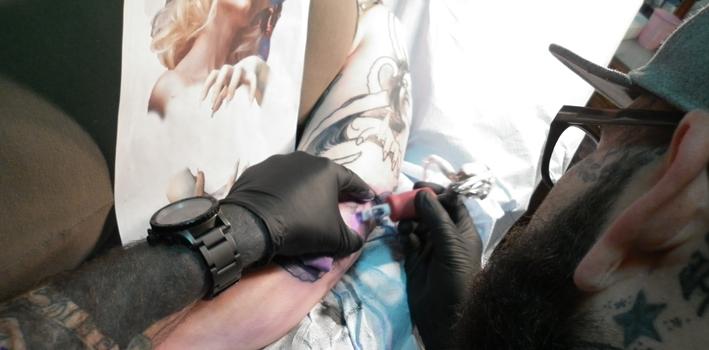 EMD Regulates Body Art